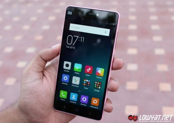Xiaomi Mi 4i Hands On - 18