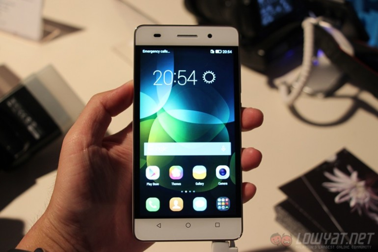 Hands On: Honor 4C, Potentially the Mid-Range Smartphone to Get