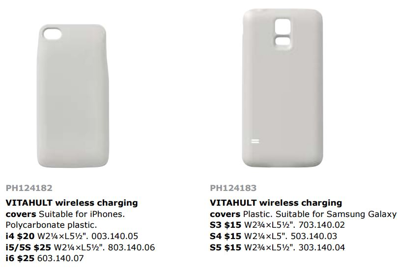 hot sale online 2c066 d3080 IKEA Unveils Wireless Charging Furniture, Makes It Easier To Use ...