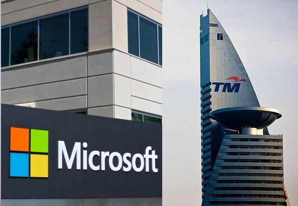 Microsoft and TM Collaboration