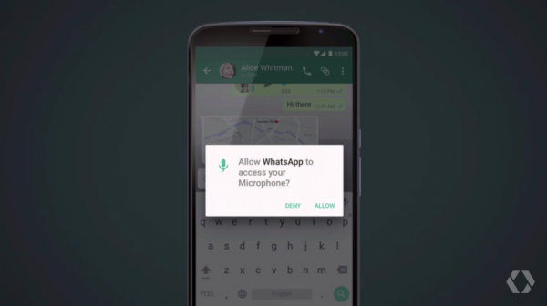 Android M Permission
