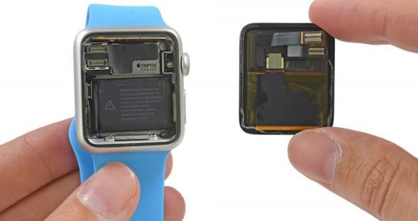 Apple Watch Teardown ifixit