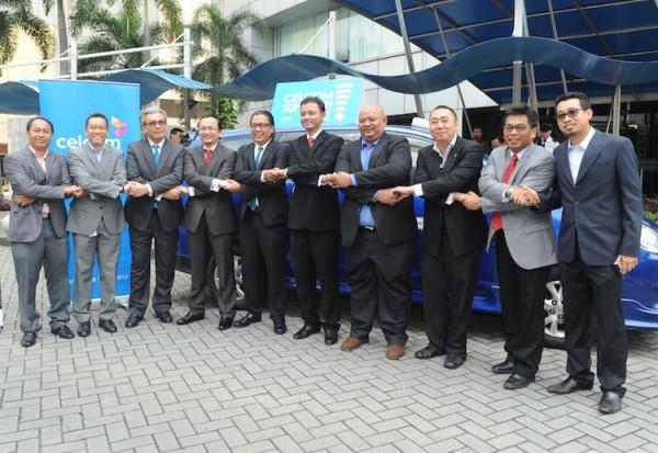 Celcom Gigalink Partnership 1