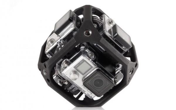GoPro Six-Camera Array