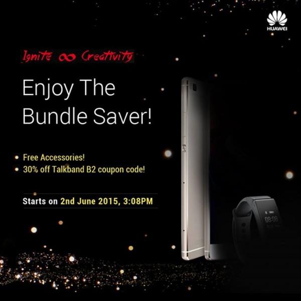 Huawei P8 ROI