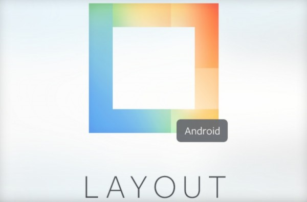Instagram Layout for Android