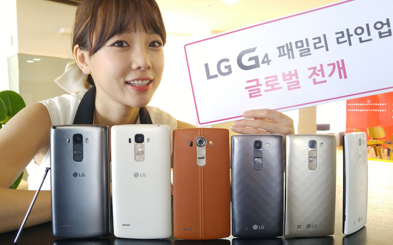 LG Adds Two New Devices to its G4 Series – LG G4 Stylus ...
