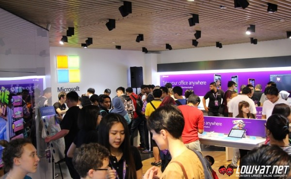 Microsoft Authorized Reseller Store Suria KLCC Launch 11