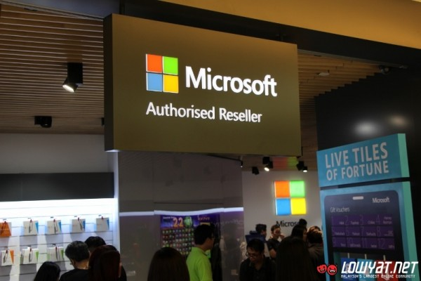 Microsoft Authorized Reseller Store Suria KLCC Launch 27