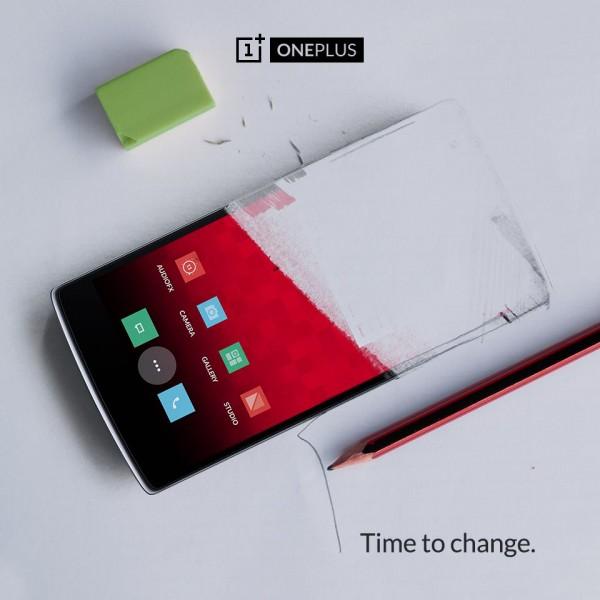 OnePlus 1 June 2015 Teaser