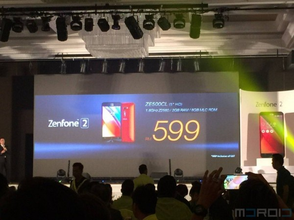 ASUS ZenFone 2 Price Malaysia