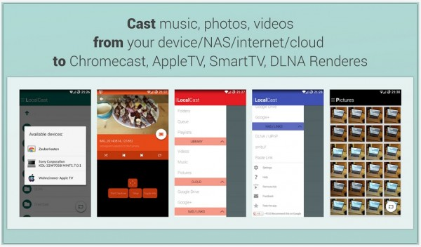 chromecast-localcast-app