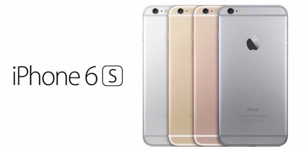 iPhone 6s New Colours