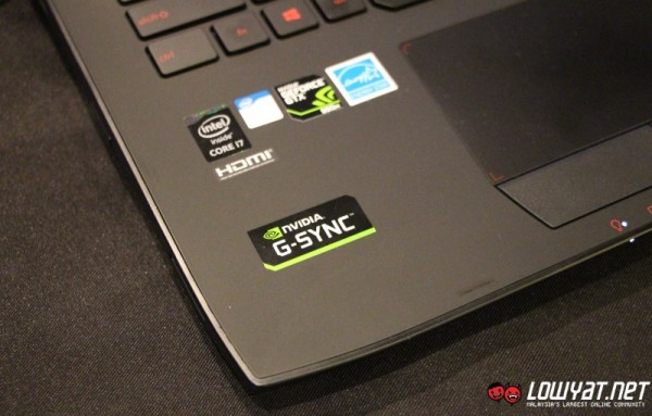 NVIDIA G-Sync For Laptops