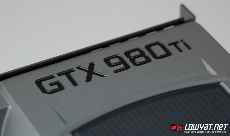 NVIDIA GeForce GTX 980 TGi