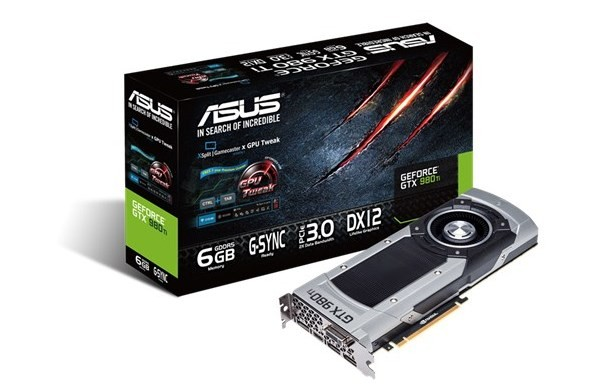 ASUS GeForce 980 Ti