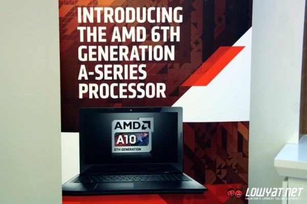 AMD 6th Generation A-Series Processor