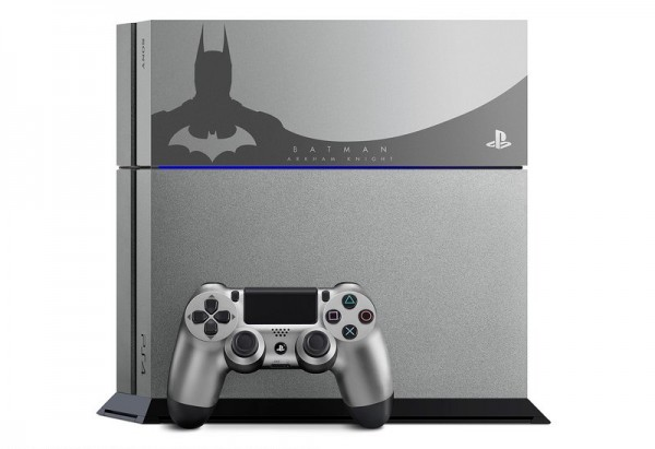 Limited Edition Batman: Arkham Knight PlayStation 4
