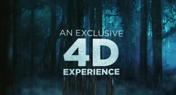 Alone 4D Experience