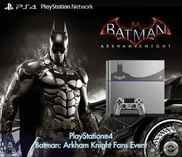 Batman: Arkham Knight Fan Event