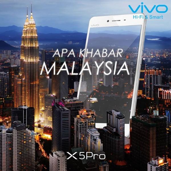Vivo X5 Pro Malaysia
