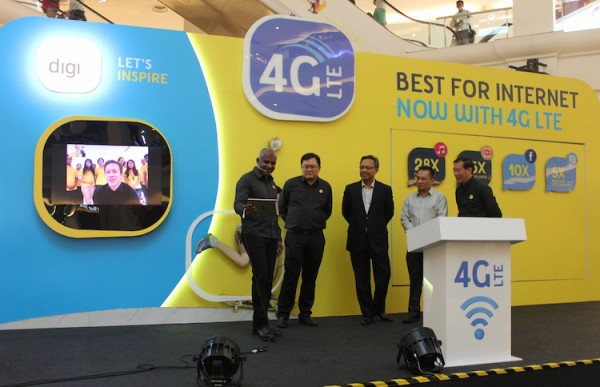 Digi LTE in Johor Bahru 2