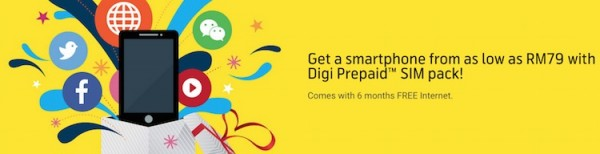 Digi prepaid phone bundle