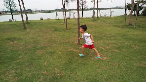 Fung Running 1 SMALL