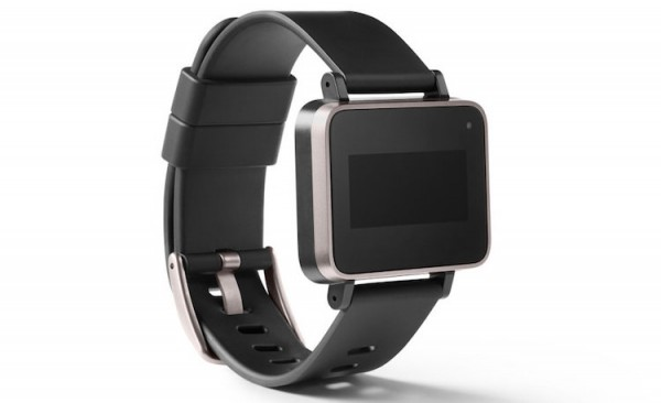Google Health Tracking Smartwatch