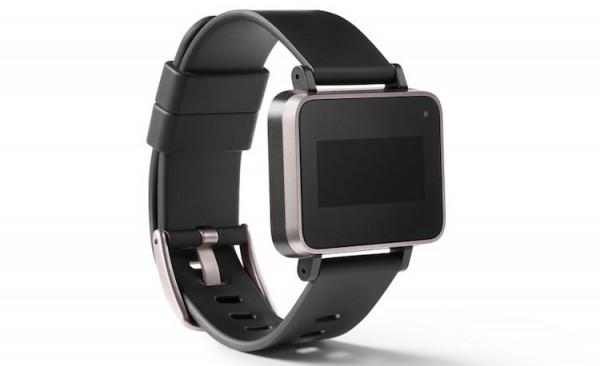 Google Health Tracking Smartwatch