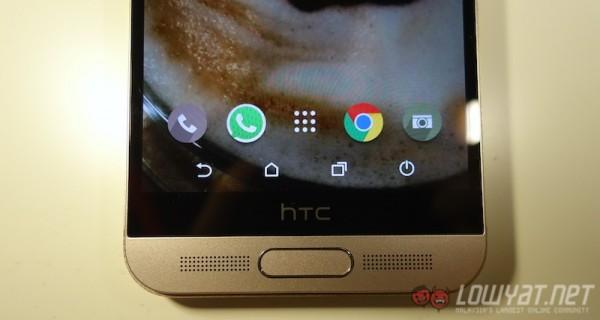 HTC One M9 Plus Fingerprint Sensor