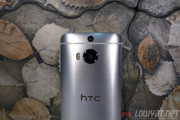 HTC One M9 Plus Rear Camera