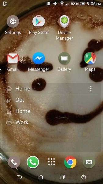 HTC Sense Home Widget
