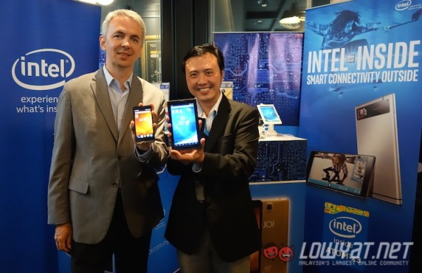 Intel and SNS Network Launches JOI 7 Lite and JOI Phone 5
