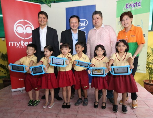 JOI KinderTab Launch