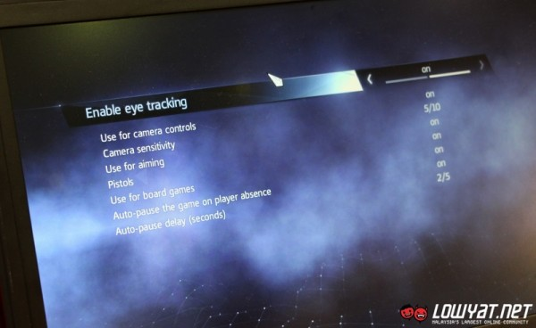 MSI GT72 Prototype Gaming Laptop With Tobii EyeX 10