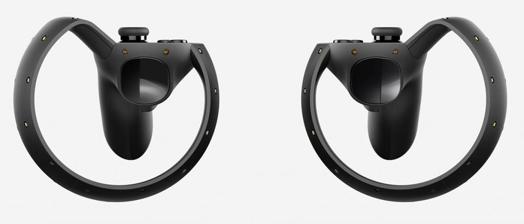 Oculus Touch Render