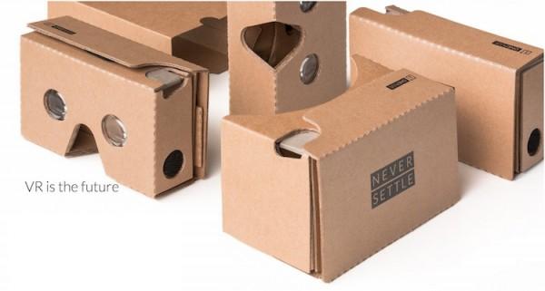 OnePlus Cardboard VR Headset