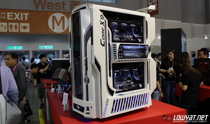 photo essay outrageous pc cases at computex 2015 lowyat net
