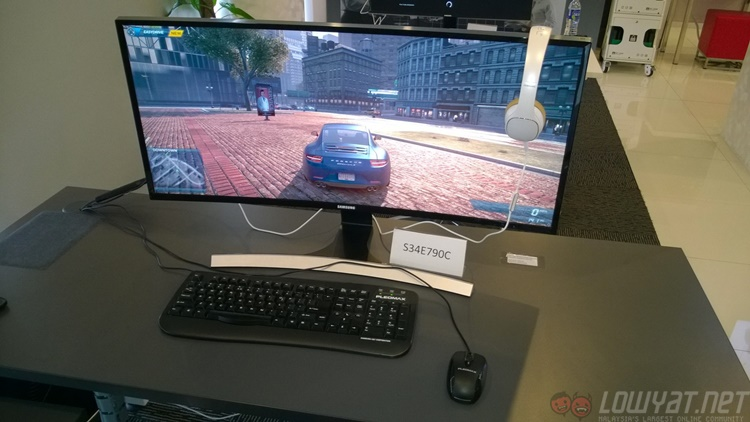 Samsung 24inch Curved Monitor