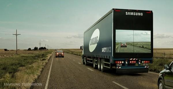 Samsung Safety Truck