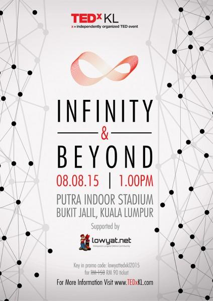 TEDxKL 2015 Poster 2 - LowYat