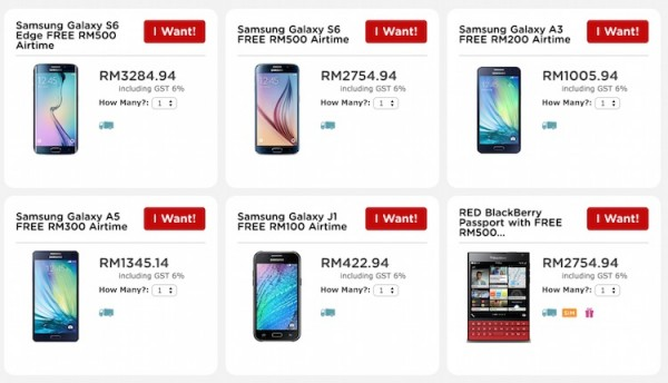 Tune Talk Prepaid Bundle for Samsung Phones