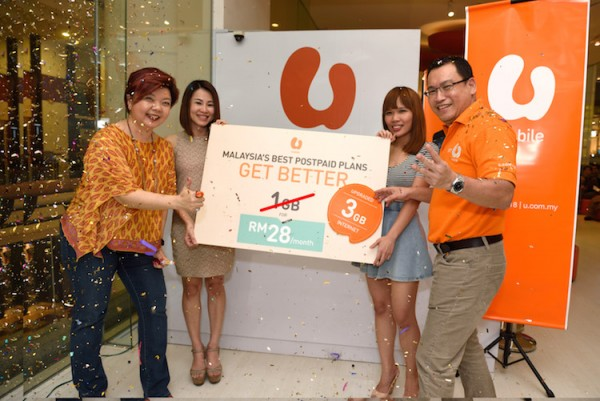U Mobile_New Postpaid Plan_Pic 1