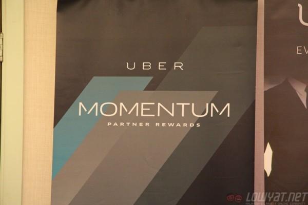 Uber Project Momentum