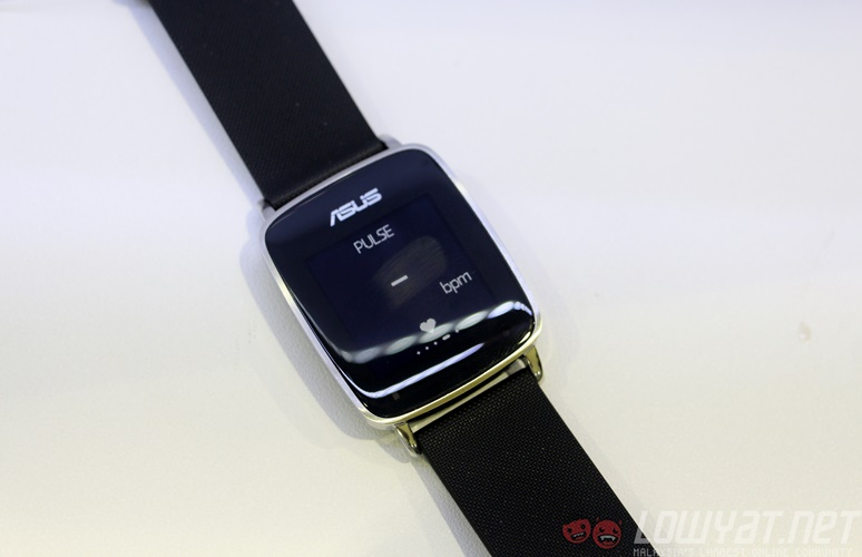 Hands On A Closer Look At The Asus ZenWatch 2 And