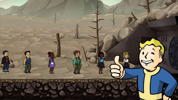 E3 2015: Fallout Shelter Is Now Available For Apple iOS Devices