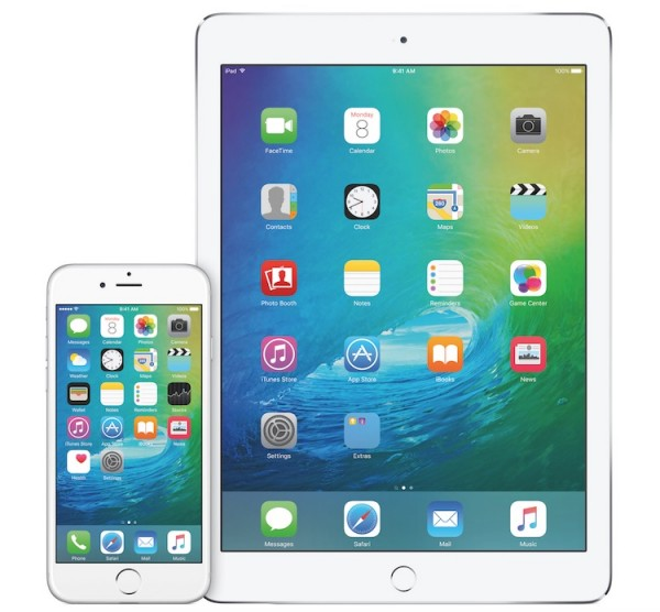 iOS 9 for iPhone and iPad 2