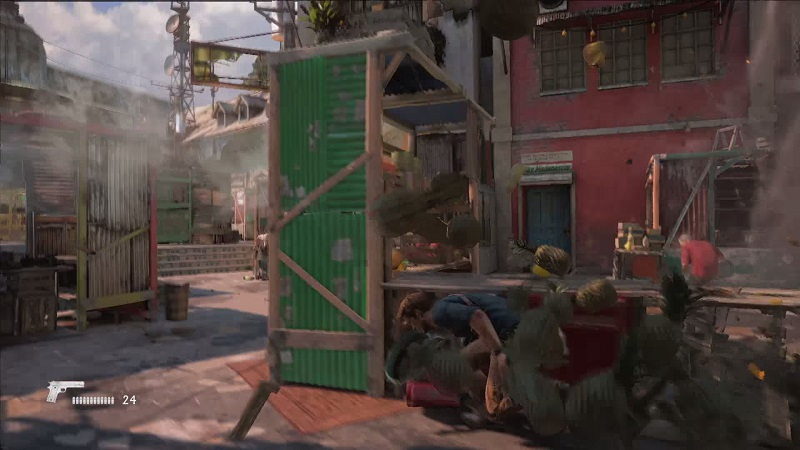 E3 2015: Uncharted 4's New Gameplay Demo Seems Very ...
