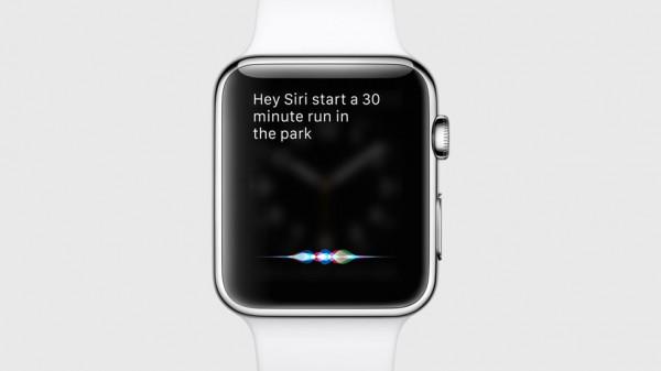 watchOS 2 Siri Fitness